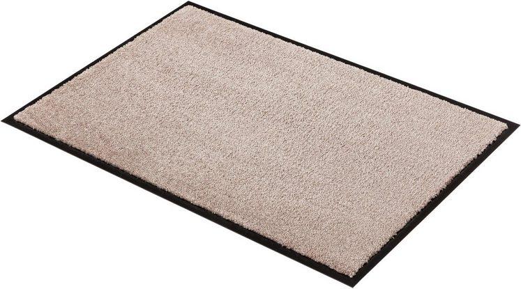 Fußmatte »Miami Uni«, SCHÖNER WOHNEN-Kollektion, rechteckig, Höhe 7 mm