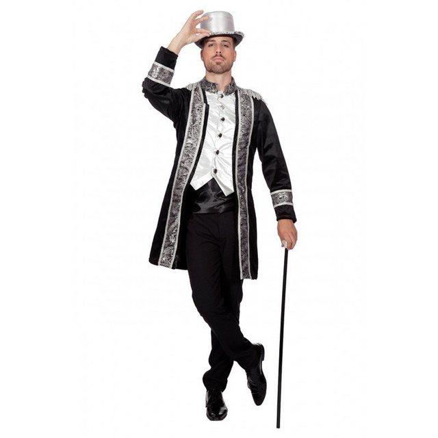 - Garde Jacke Schwarz-Silber für Herren