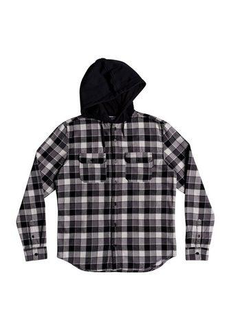 DC SHOES Flaneliniai marškiniai »Runnels«