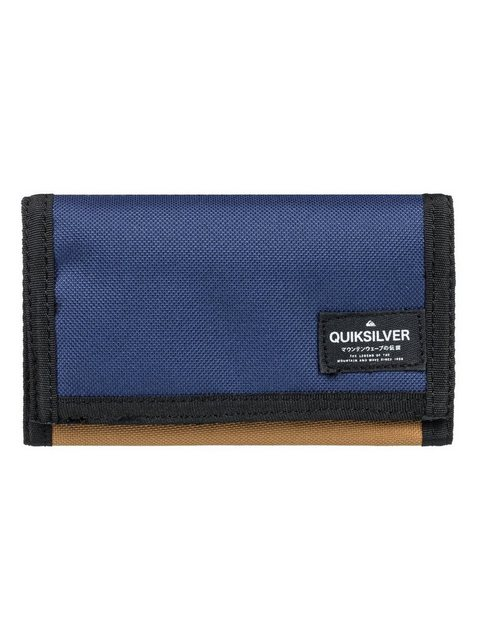Quiksilver Dreifach faltbares Portemonnaie »Everywear« | Accessoires > Portemonnaies | Braun | Polyester | Quiksilver