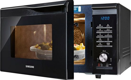 Samsung Mikrowelle MW6000 MC28M6055CK/EG, Grill und Heißluft, 28 l