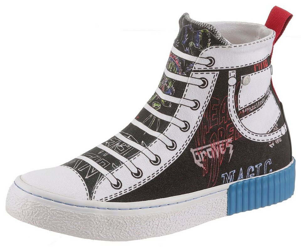 97265b9e0ef25d diesel-imaginee-s-imagi-sneaker-mit-aufgedruckten-schnuersenkeln-schwarz.jpg?$formatz$