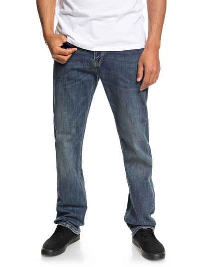 17fa1ef21eba23 Quiksilver Regular-fit-Jeans »Sequel Medium Blue«