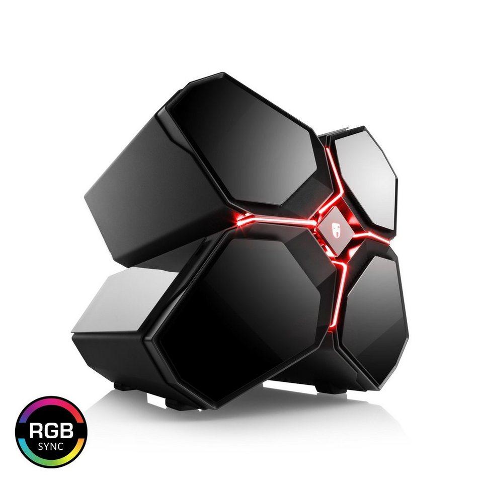 deepcool geh use mit appsteuerung seitenfenster rgb. Black Bedroom Furniture Sets. Home Design Ideas