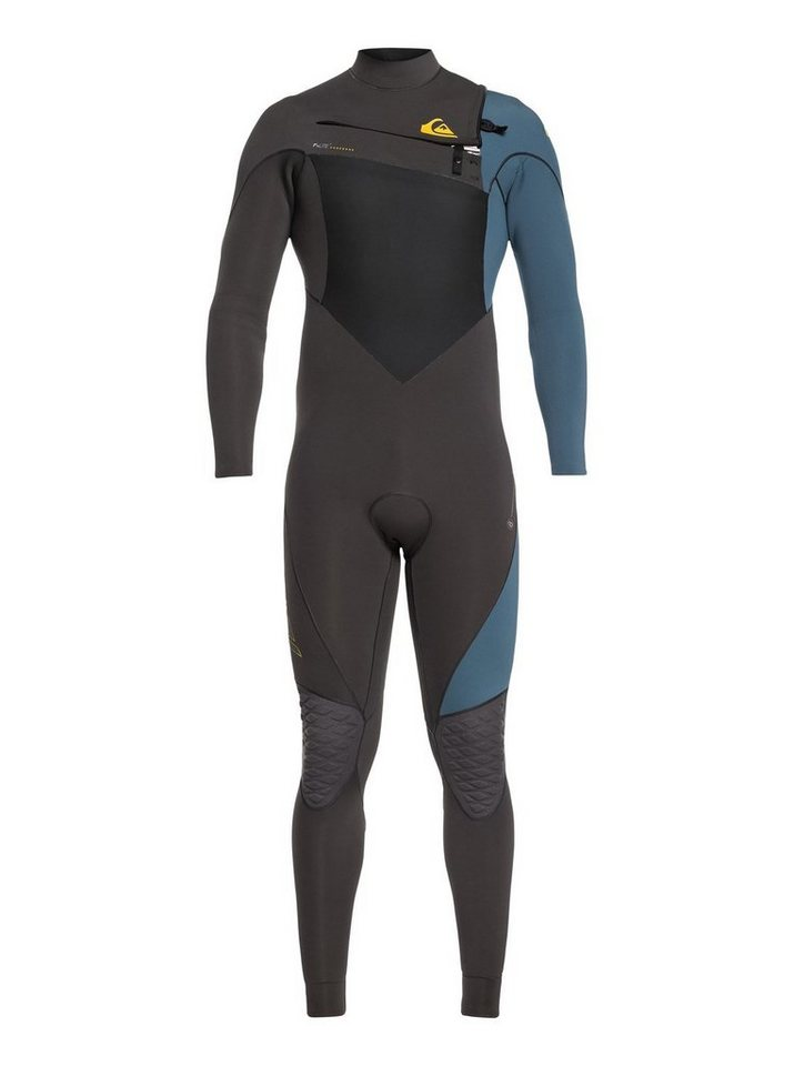 Quiksilver Neoprenanzug »3/2mm Highline Plus« | Sportbekleidung > Sportanzüge > Sonstige Sportanzüge | Grau | Fleece | Quiksilver