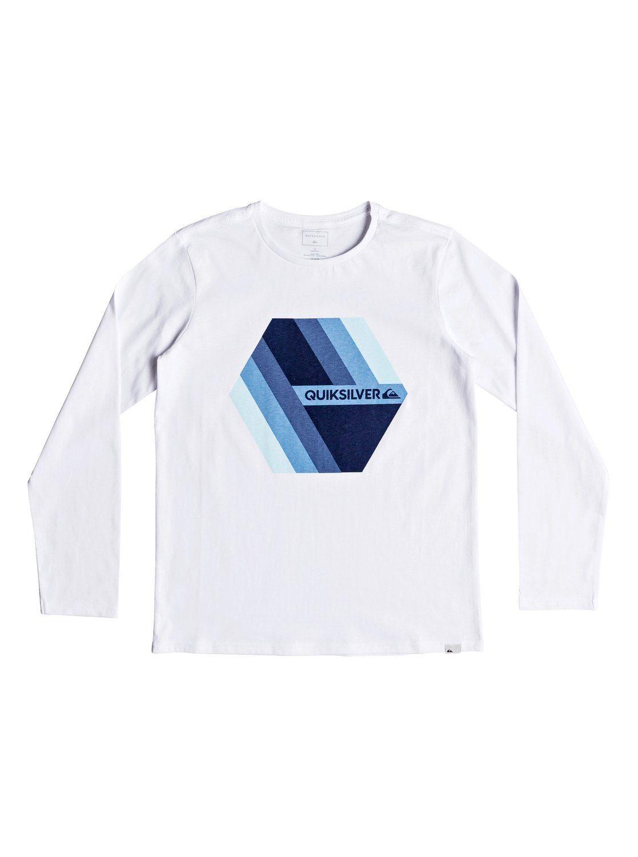 Quiksilver Langarmshirt »Retro Right«