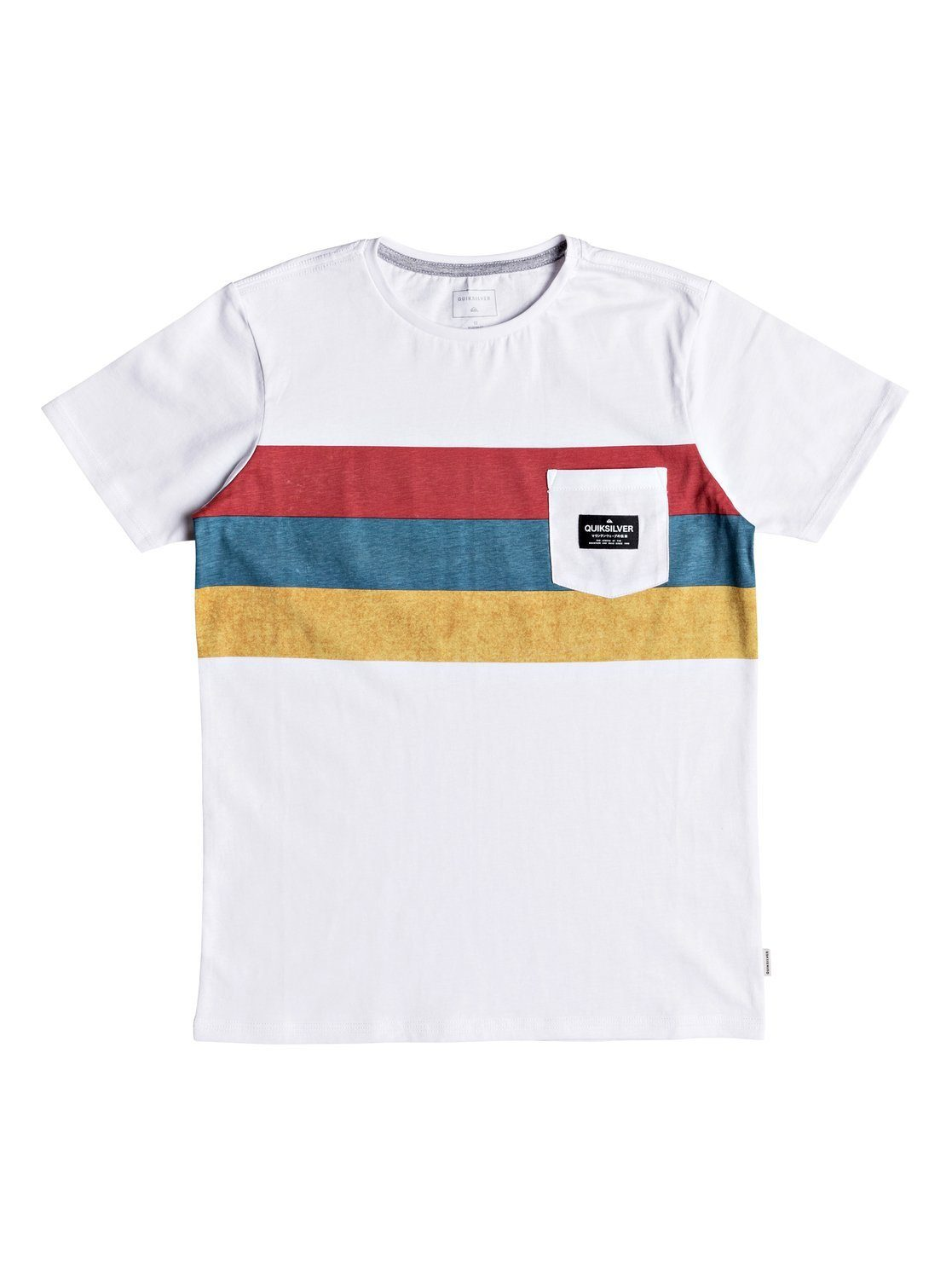 Quiksilver T-Shirt »Peaceful Progression«