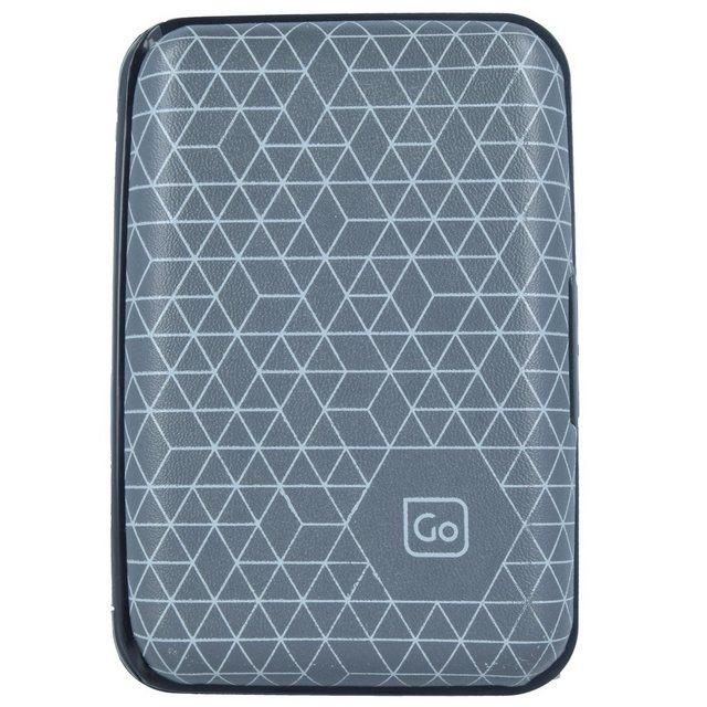 Go Travel The Protector Kreditkartenetui RFID 7,5 cm