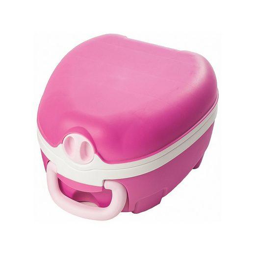 Tragbares Töpfchen für unterwgs My Carry Potty, pink