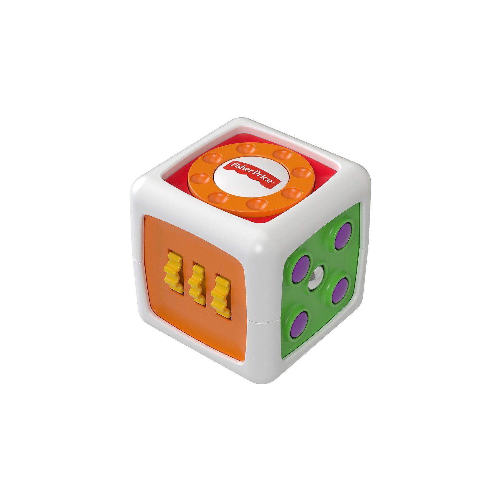 Mattel® Fisher-Price Babys Entdecker-Spielwürfel