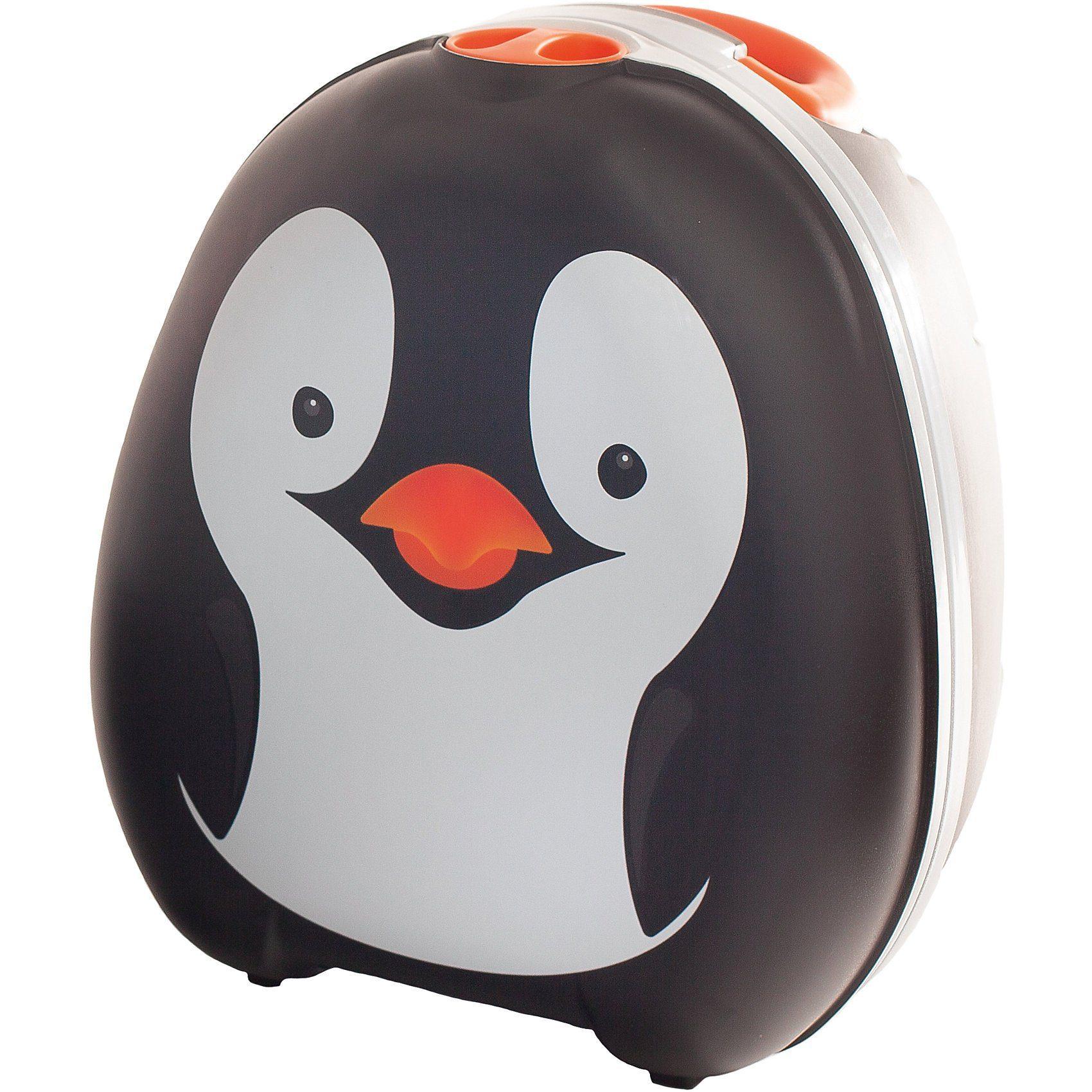 Tragbares Töpfchen für unterwegs My Carry Potty, Pinguin