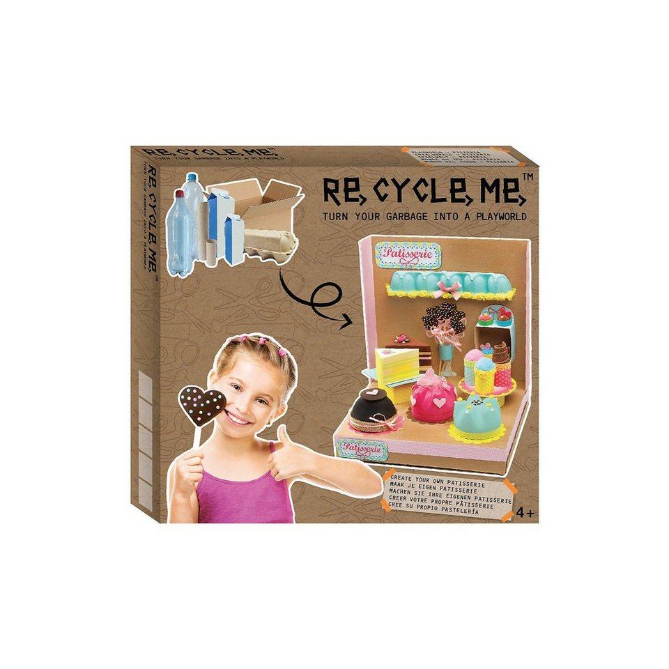 Re-Cycle-Me Bastelspaß Konditorei - Kunst aus Abfall online kaufen