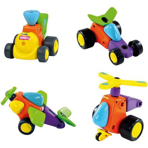 Tomy® Bau Dir Deine Fahrzeuge