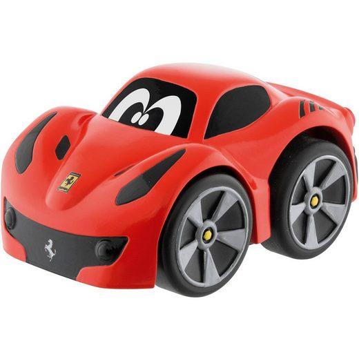 Chicco Ferrari Mini Turbo Touch, rot