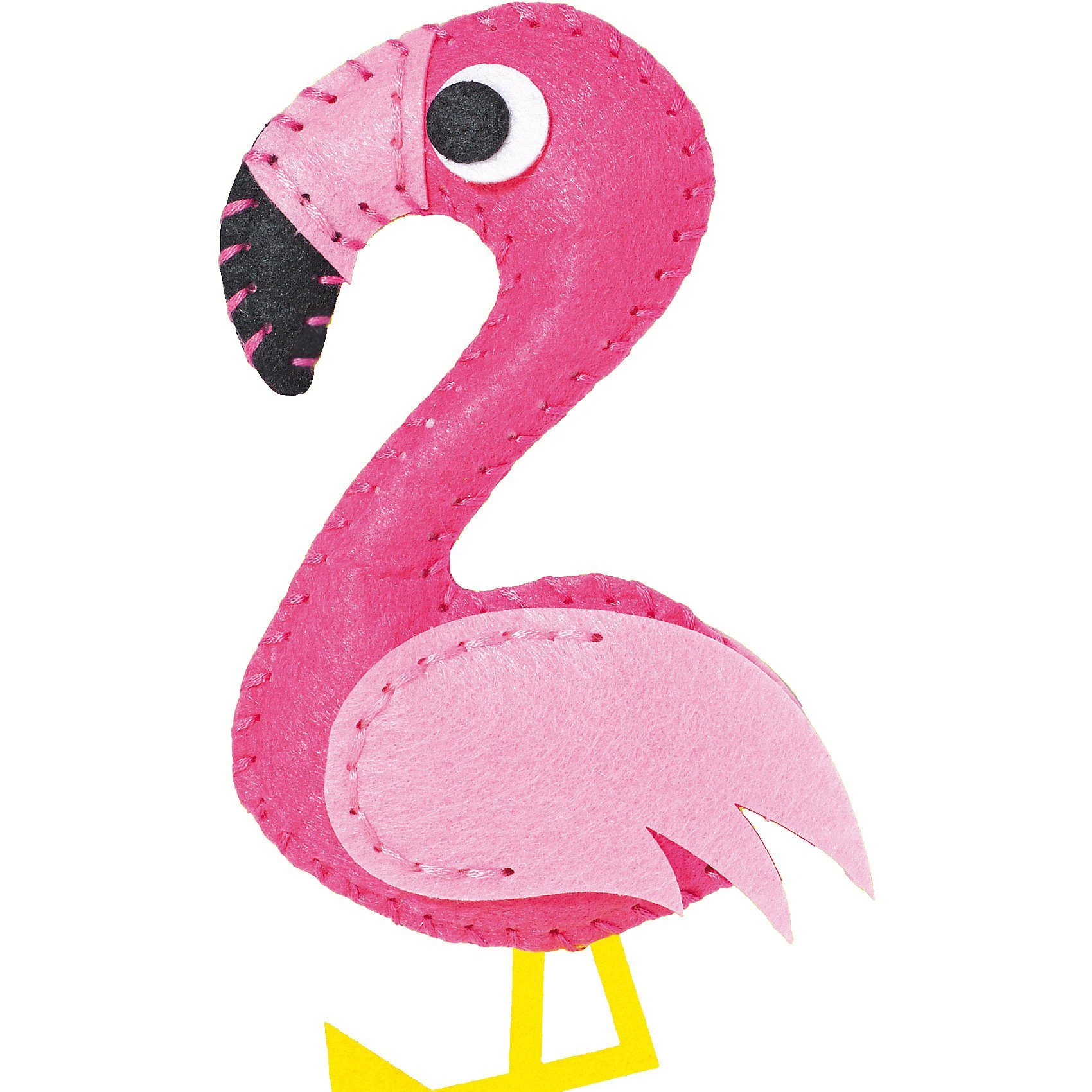 Busch MADE BY YOU Nähset Flamingo