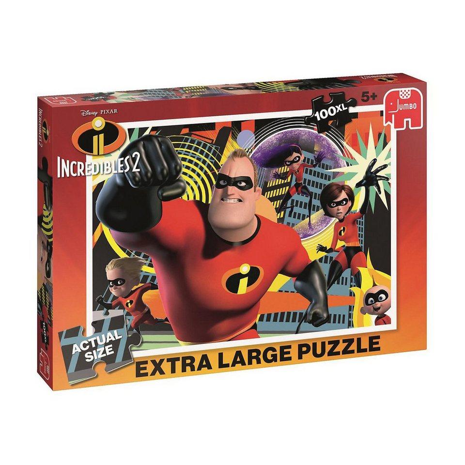 Jumbo Puzzle 100 XL-Teile - IncROTibles 2 kaufen