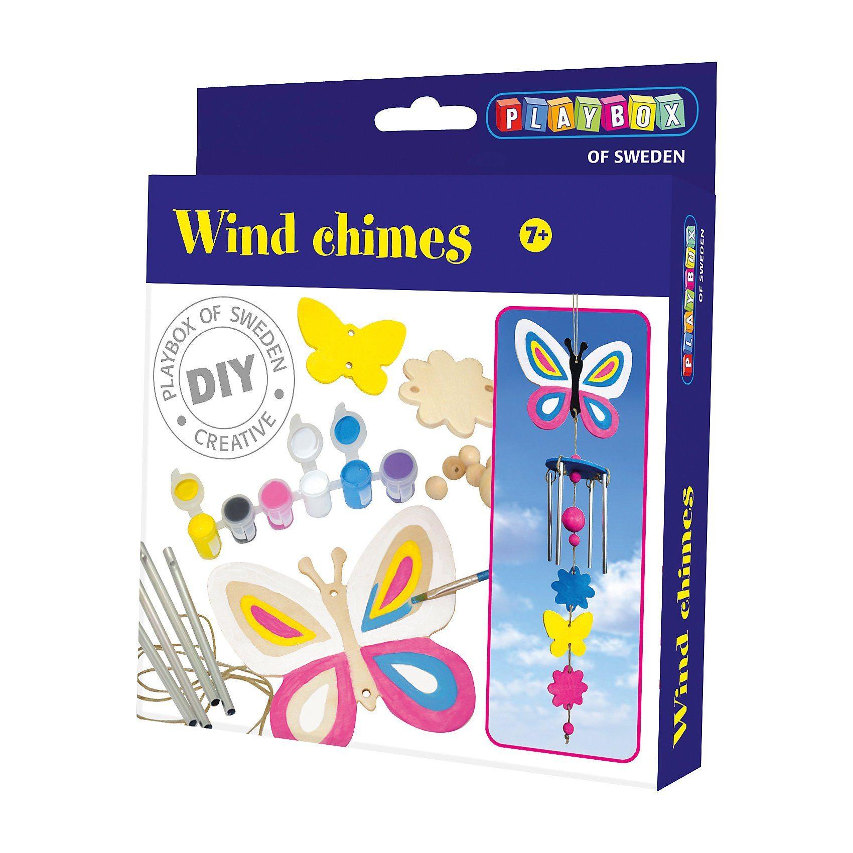 Playbox Bastelset Windspiel