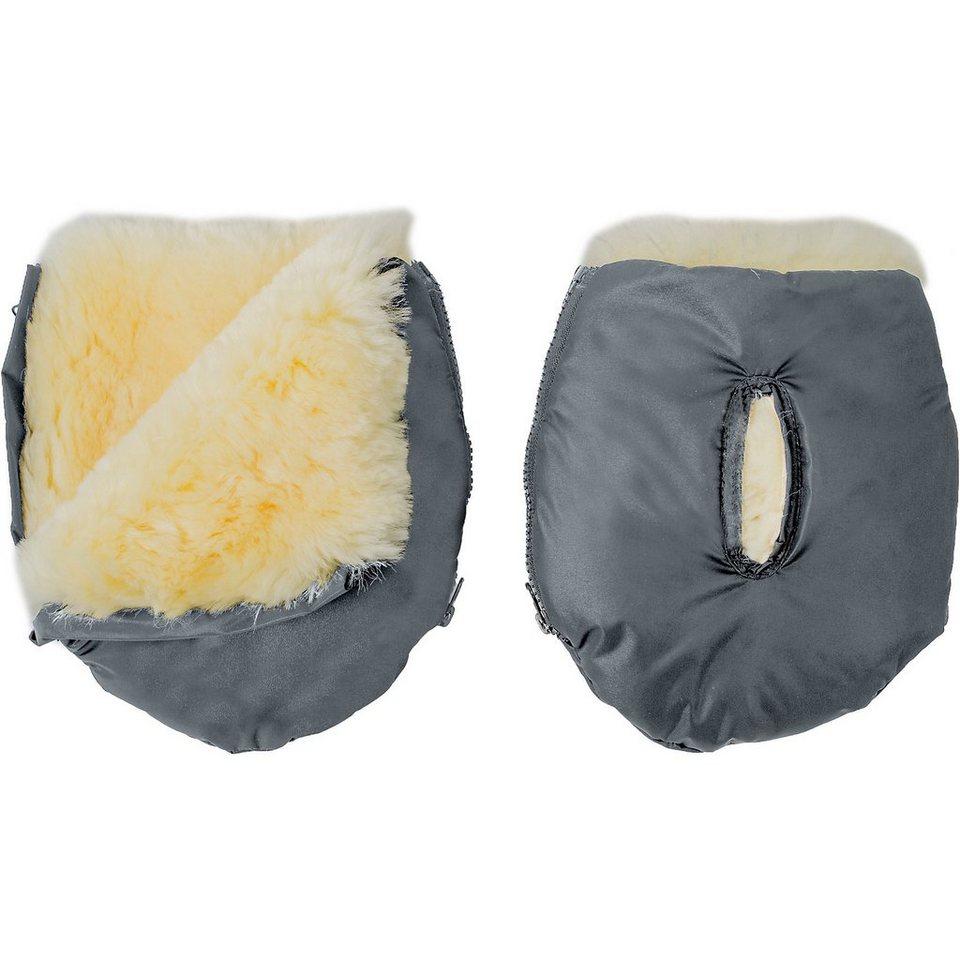 Altabebe Handwärmer aus Lammfell für Kinderwagen Nordkap Kollektion online kaufen