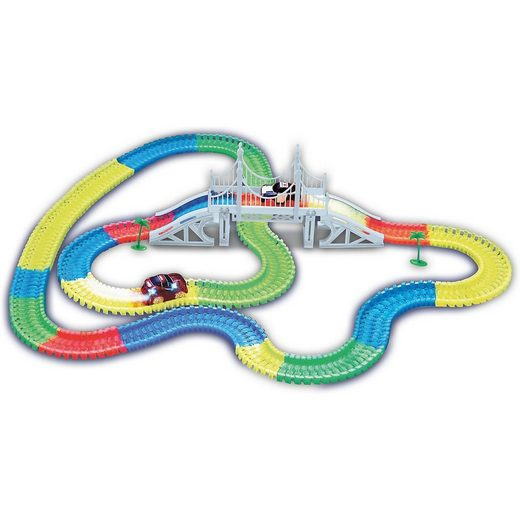 Amewi Magic Traxx Rennbahn mit 373 Teilen