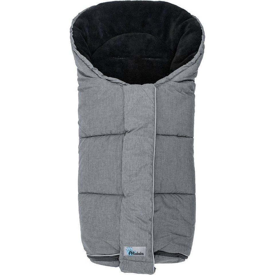 altabebe winterfu sack flash f r kinderwagen und buggy. Black Bedroom Furniture Sets. Home Design Ideas