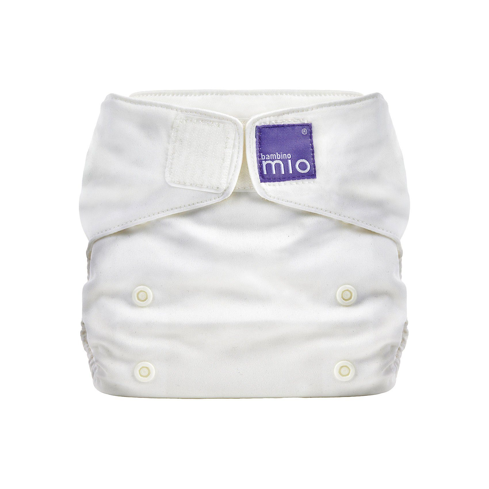 Miosolo All-in-One Windel, Marshmallow weiss
