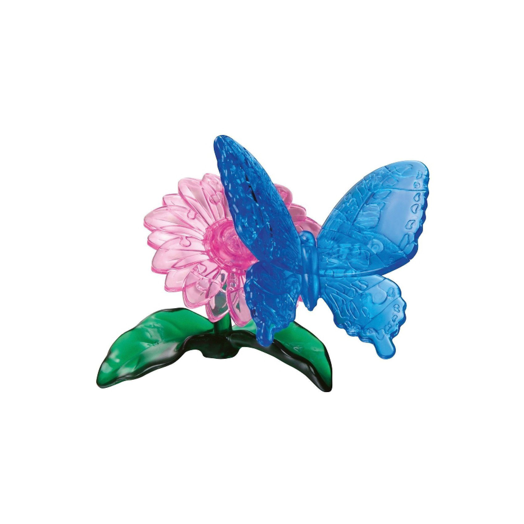 Crystal Puzzle Schmetterling 38 T.
