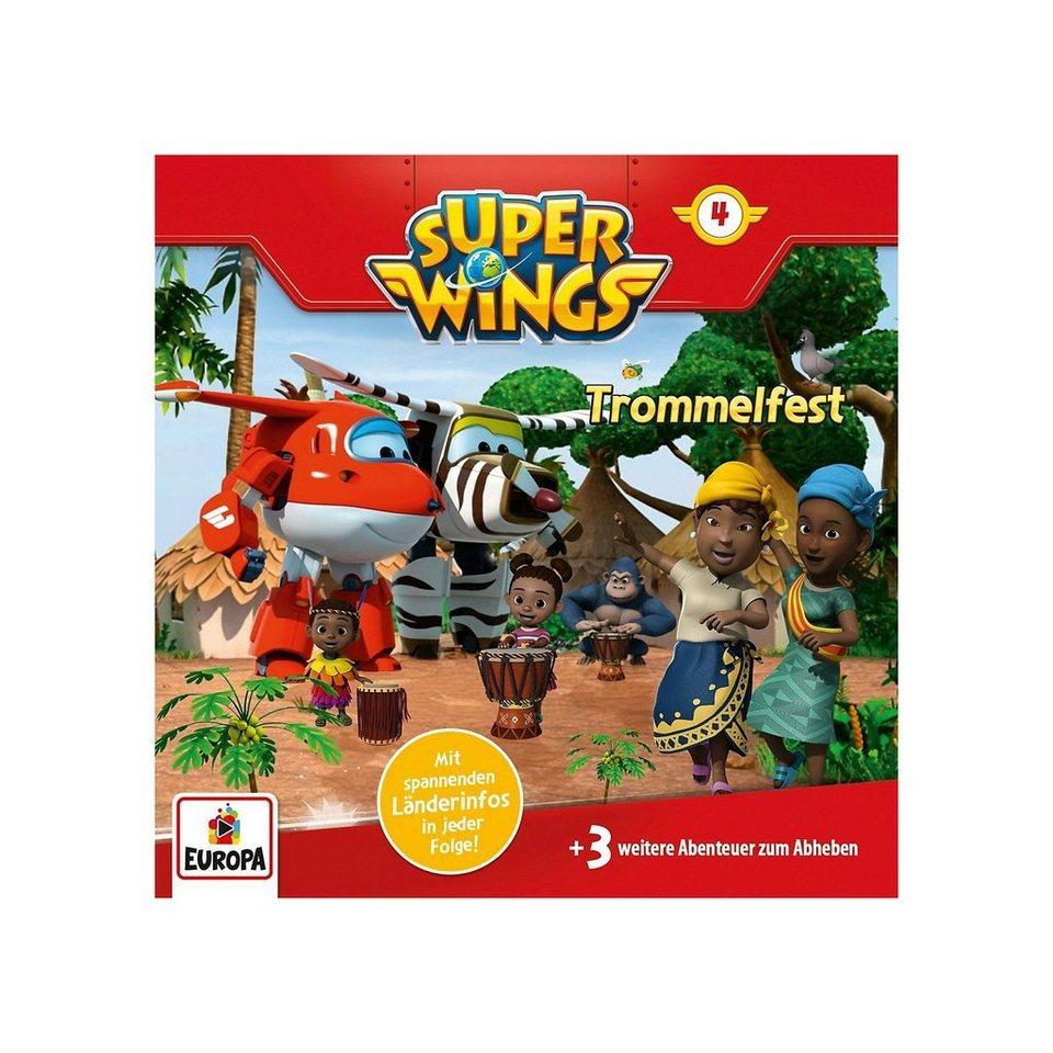 Sony CD kaufen Super Wings 4 - Trommelfest online kaufen CD 1acba3