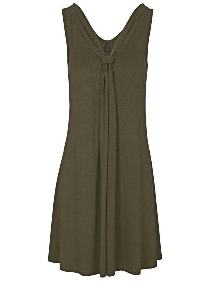 heine CASUAL Kleid am Ausschnitt geknotet