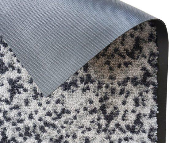Fußmatte »Miami 004«  SCHÖNER WOHNEN-Kollektion  rechteckig  Höhe 7 mm  waschbar