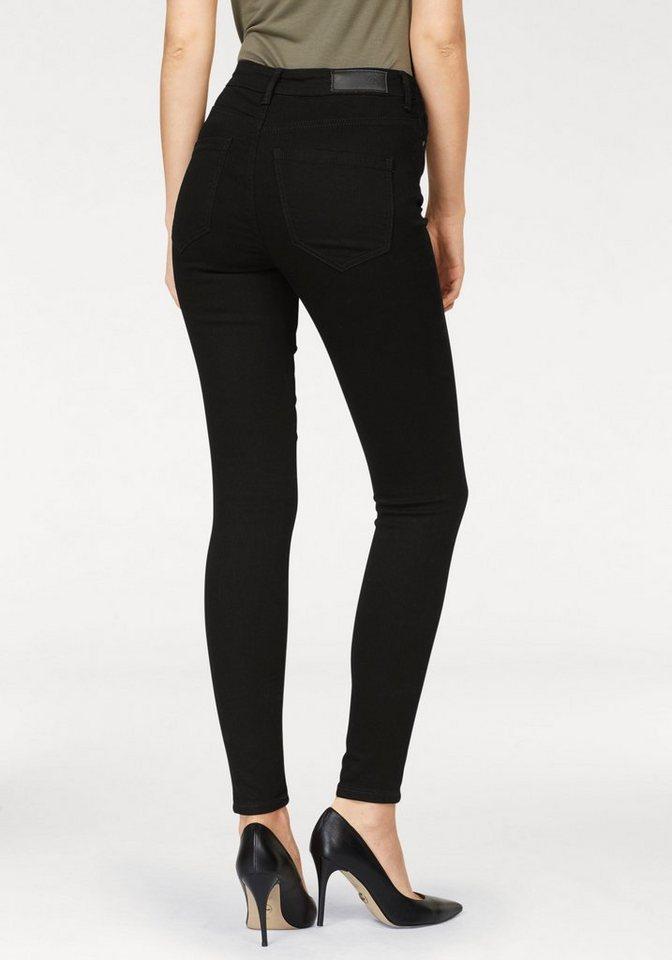 Vero Moda High-waist-Jeans »VMSOPHIA« | Bekleidung > Jeans > High Waist Jeans | Schwarz | Jeans | Vero Moda