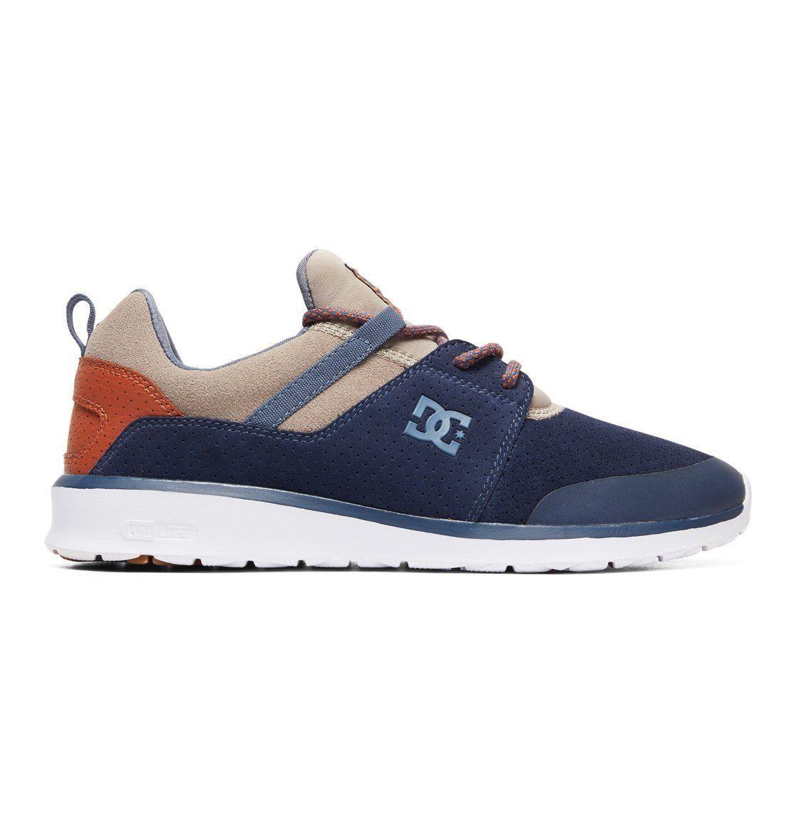 DC Shoes Schuhe Heathrow Prestige online kaufen  Navy#ft5_slash#khaki