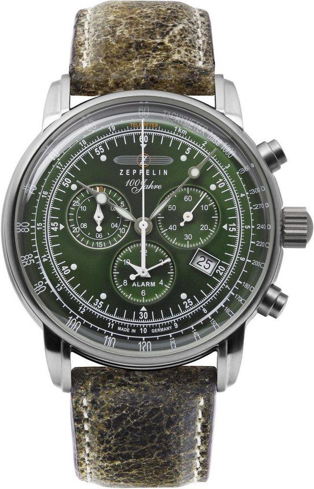 ZEPPELIN Chronograph »100 Jahre Zeppelin 976c8c1dff