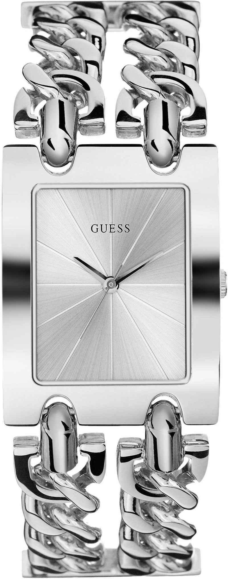 Guess Quarzuhr »HEAVY METAL, W1117L1«