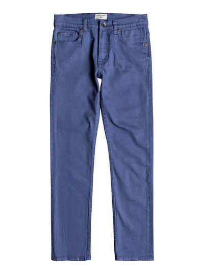 6b6f4260be6 Quiksilver Slim-fit-Jeans »Distorsion Colors«