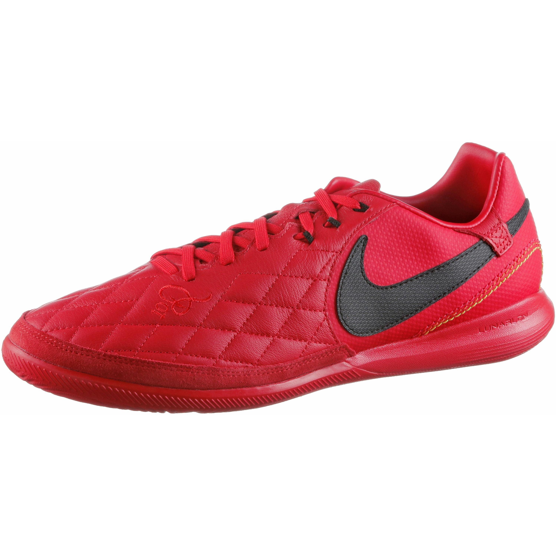 Nike LUNAR LEGENDX 7 PRO 10R IC Fußballschuh  knallrot