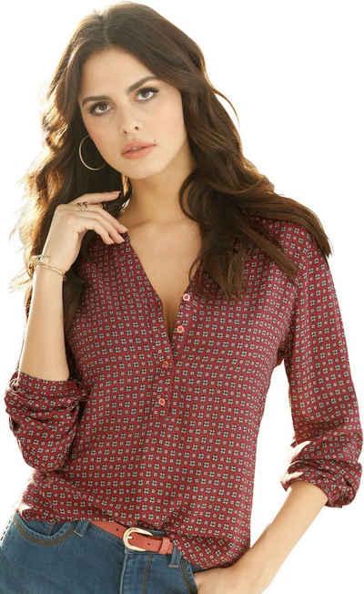 wholesale dealer 68f9c d00f8 Blusen in großen Größen » Blusen für Mollige kaufen | OTTO