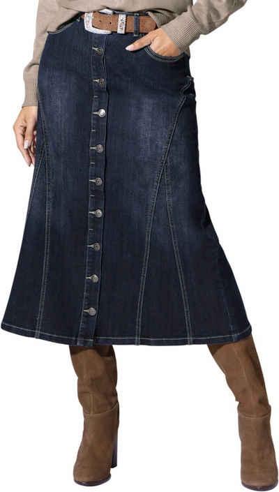 promo code 7c7dd 85197 Jeansröcke in großen Größen » Jeansrock für Mollige kaufen ...