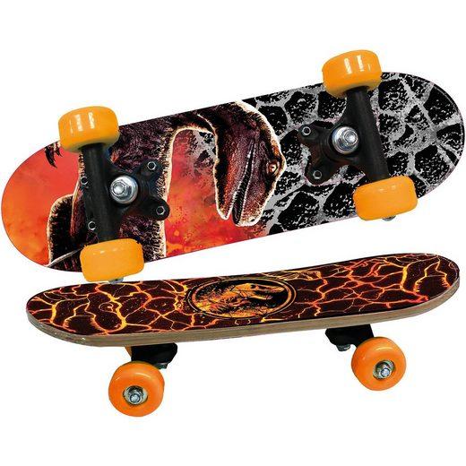 Joy Toy Jurassic World 2 Mini Skateboard aus Holz