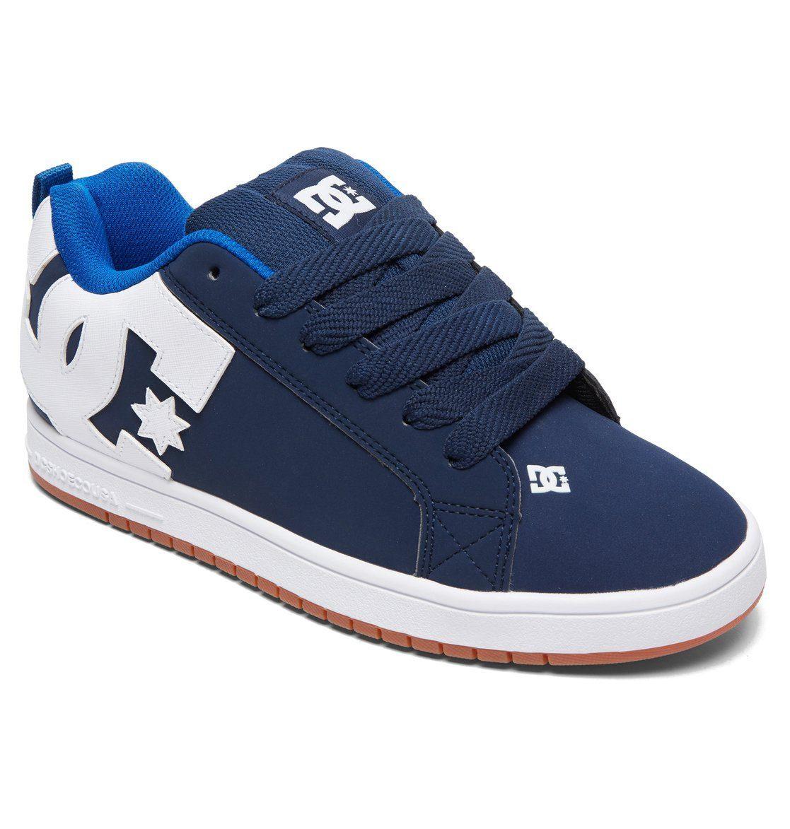 Wildlederobermaterial Graffik Kaufen Schuhe oder Artikel Dc nr Court 5708380799 Und Navy Nubukleder Leder Online Shoes tgnxwSqA8