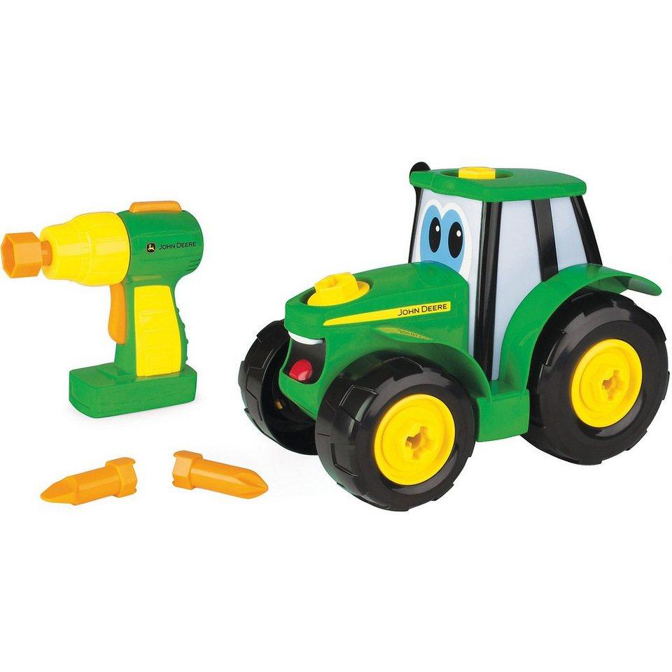 tomy john deere bau dir deinen traktor kaufen otto. Black Bedroom Furniture Sets. Home Design Ideas