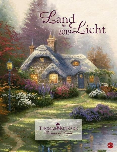 Kalender »Land im Licht 2019«