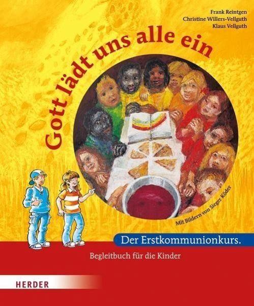 Broschiertes Buch »Gott lädt uns alle ein«