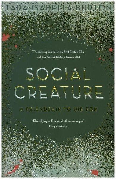 Broschiertes Buch »Social Creature«