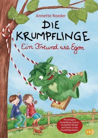 Gebundenes Buch »Ein Freund wie Egon / Die Krumpflinge Bd.10«