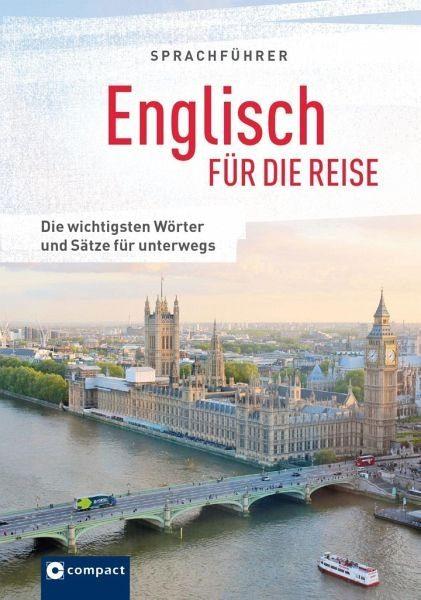 Broschiertes Buch »Englisch für die Reise«