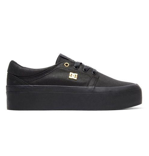 DC Shoes »Trase Platform TX SE« Sneaker