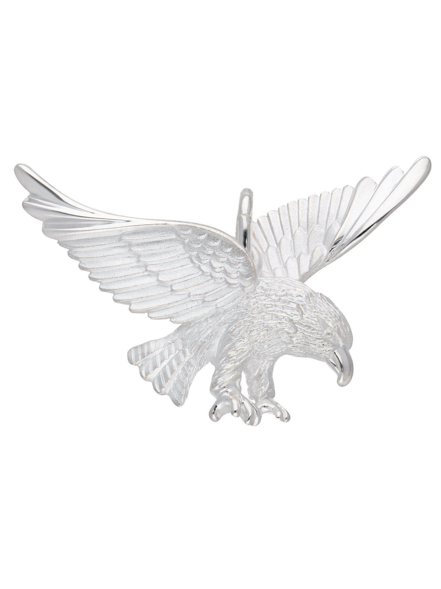 Adelia´s Kettenanhänger »Silber 925 Sterling Silver Motiv - Anhänger« Adler 925 Sterling Silber