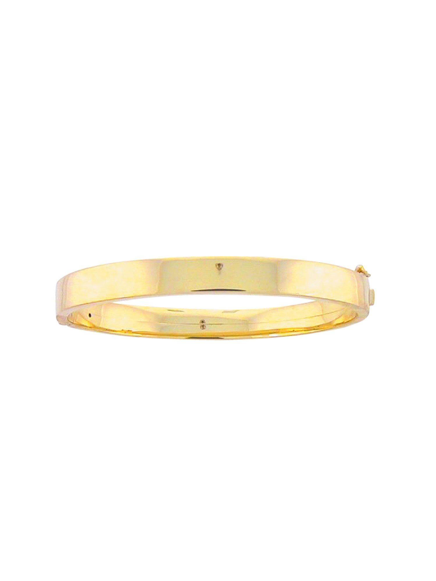 Adelia´s Armband »Gold 14 k (585) Armreif« 14 k 585 Gelbgold