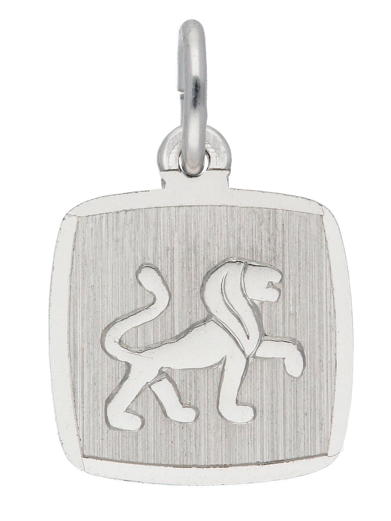 Adelia´s Kettenanhänger »Silber 925 Sterling Silver Sternzeichen Anhänger« Löwe 925 Sterling Silber