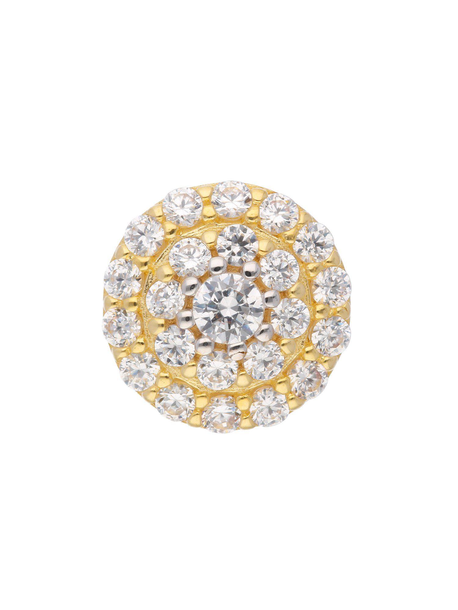 Adelia´s Kettenanhänger »Gold 8 k (333) Anhänger« 8 k 333 Gelbgold mit Zirkonia